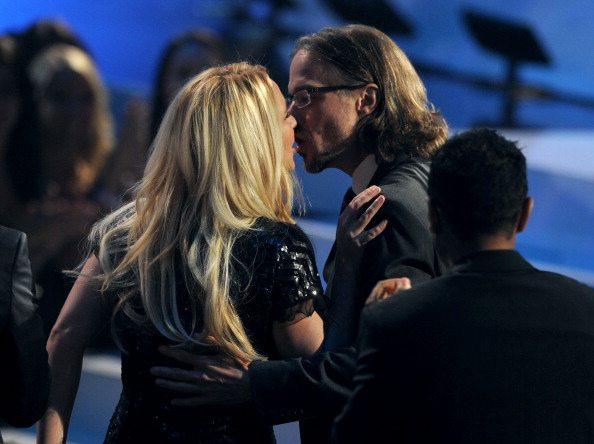 Singer Britney Spears e Jason Trawick