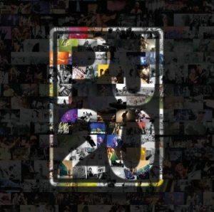 Pearl Jam 20 - artwork