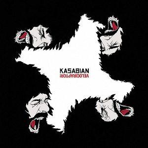 Kasabian - Artwork Velociraptor