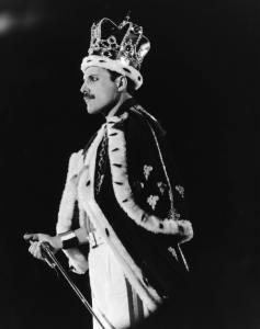 Freddie Mercury | © Dave Hogan/Getty Images