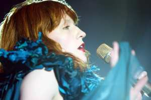 Florence + The Machine In Concert
