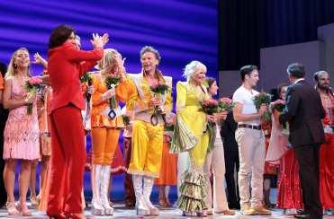 Mamma Mia Premiere Roma| © Elisabetta Villa/Getty Images