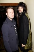 Sergio Pizzorno and Tom Meighan dei Kasabian  © Dave Hogan/Getty Images