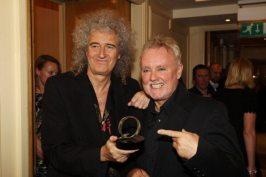 Brian May and Roger Taylor  © Dave Hogan/Getty Images