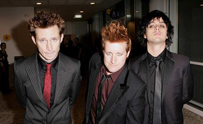 Green Day, in studio per la registrazione del nuovo album
