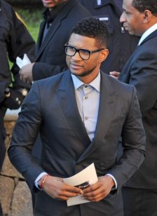 Usher | © Mike Coppola/Getty Images