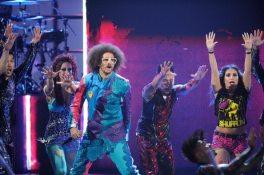 LMFAO sul palco | © Kevork Djansezian/Getty Images