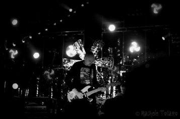 Assolo di Billy Corgan   © Rachele Totaro