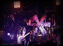 Performance di Billy Corgan   © Rachele Totaro