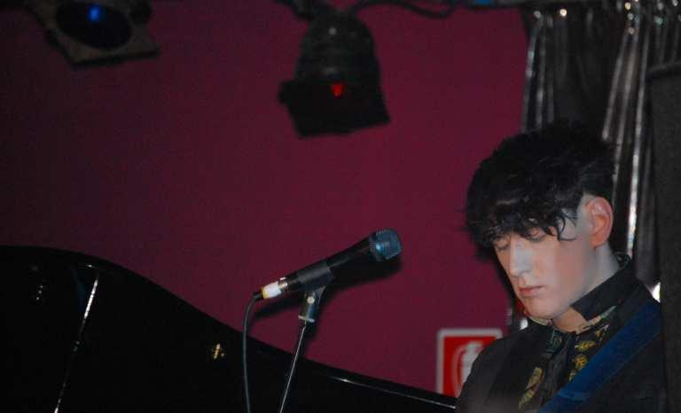 Patrick Wolf in concerto a Torino, il reportage