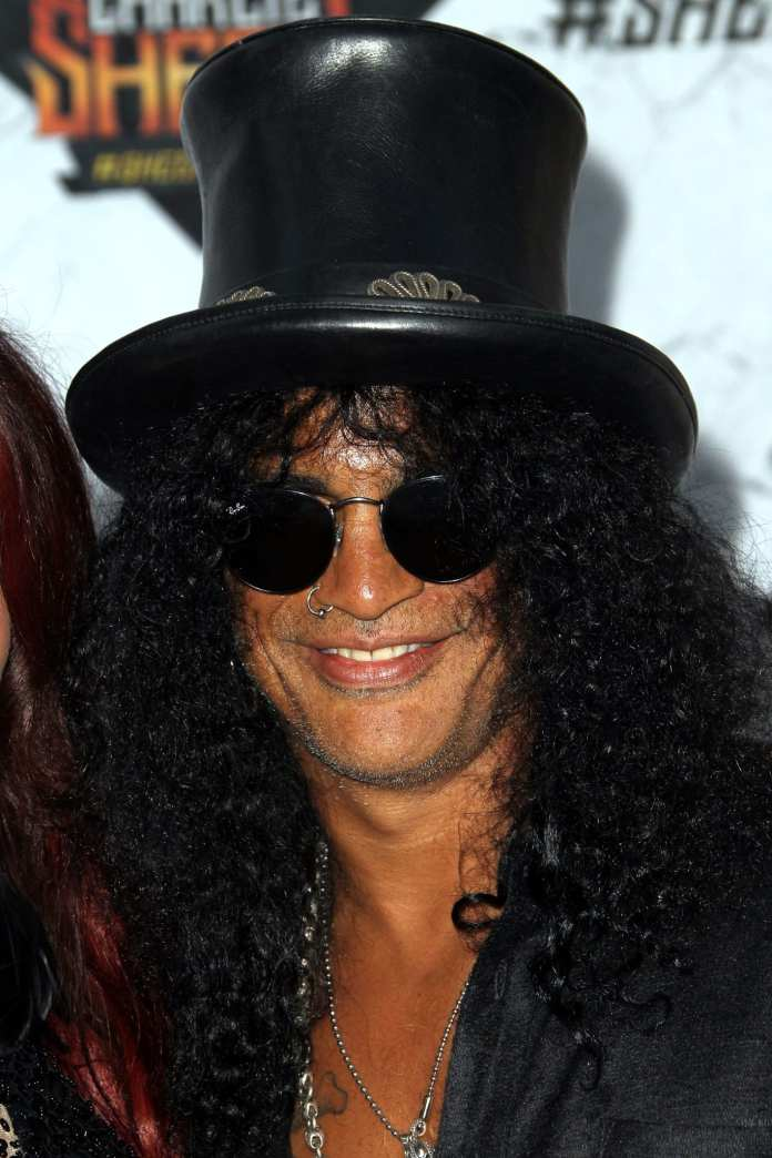 "Slash, ""Apocalyptic Love"" è il nuovo album"