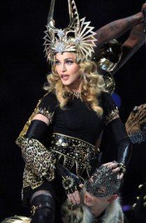 Madonna esibizione al Super Bowl | © Christopher Polk/Getty Images