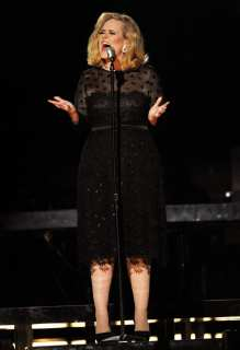 Adele Performance at Grammy's| © Kevin Winter / Getty images