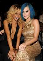 Rihanna e Katy Perry | © Larry Busacca / Getty Images
