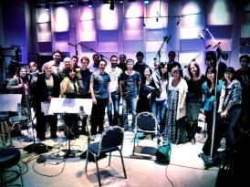 Muse in studio