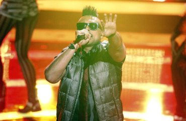 Sean Paul sul palco degli Echo Awards 2012 | © Andreas Rentz/Getty Images