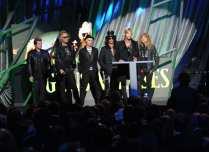 Guns N' Roses sul palco | © Michael Loccisano/Getty Images