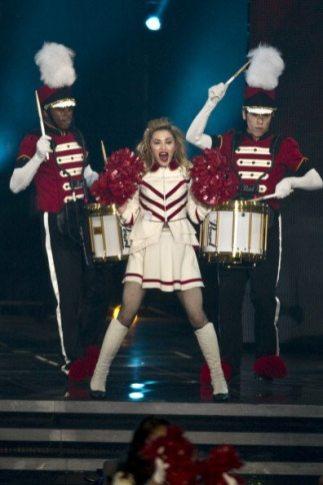 Madonna esordio a Tel Aviv del tour mondiale | © JACK GUEZ/AFP/GettyImages