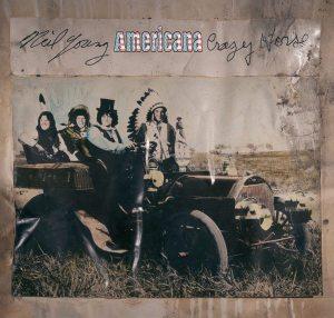 Neil Young & Crazy Horse - Americana - Artwork