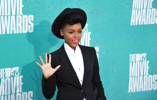 Janelle Monáe agli MTV Movie Awards | © JOE KLAMAR/AFP/GettyImages