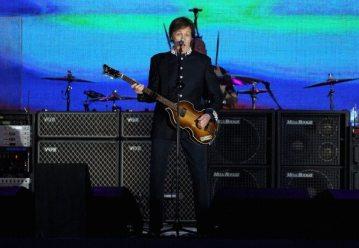 Paul McCartney al concerto per il Giubileo della Regina | © Dan Kitwood/Getty Images