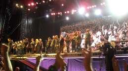 Bruce Springsteen & E Street Band ringraziano il pubblico di San Siro | © A. Moraca