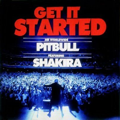 "Pitbull feat Shakira ""Get It Started"", il video"