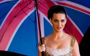 "Katy Perry - Premiere Europea di ""Part Of Me"""