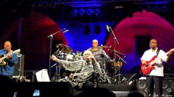B. B. King al Pistoia Blues Festival | © MelodicaMente