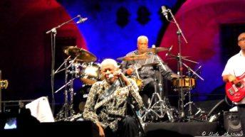 B. B. King sul palco del Pistoia Blues Festival | © MelodicaMente