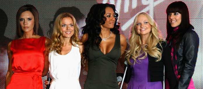 Le Spice Girls protagoniste della cerimonia di chiusura di Londra 2012