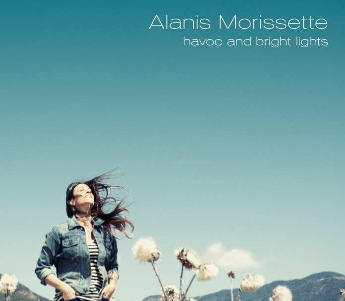 """Alanis Morissette: è uscito """"Havoc and bright lights"""" il nuovo album"""