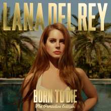 Lana Del Rey - Born To Die - The Paradise Edition - Artwork