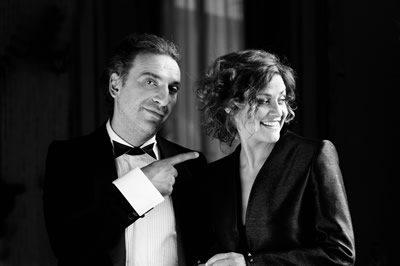Irene Grandi e Stefano Bollani: un nuovo disco e un tour insieme