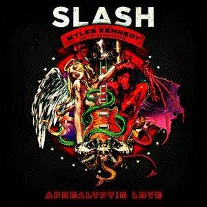 """Slash, guarda il video di """"Bad Rain"""" brano estratto da """"Apocalyptic Love"""""""