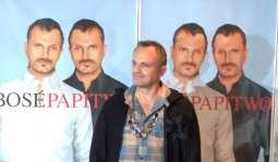 Miguel Bosé - Conferenza Stampa