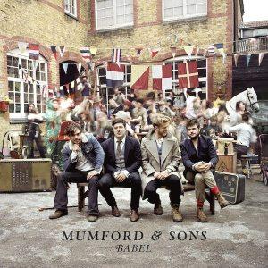 Mumford and Sons - Babel - Artwork