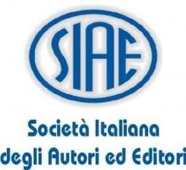 Siae – Società Italiana degli Autori ed Editori – Logo Ufficiale