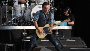 Bruce Springsteen, le probabili location del Tour 2013