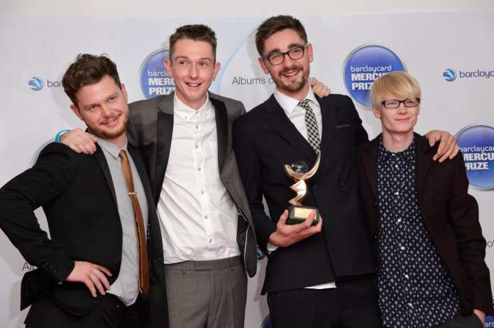 Gli Alt-J con An Awesome Wave vincono il Barclays Mercury Prize Album Of The Year 2012
