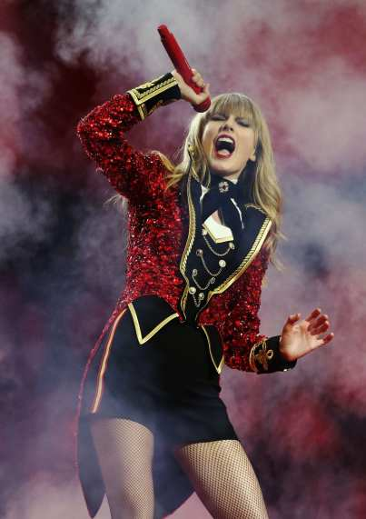 Taylor Swift | © Andreas Rentz/Getty Images for MTV