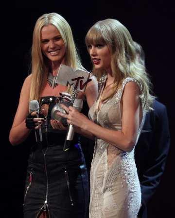 Taylor Swift riceve uno dei premi