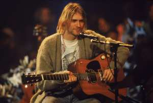 Kurt Cobain |© Frank Micelotta/Getty Images