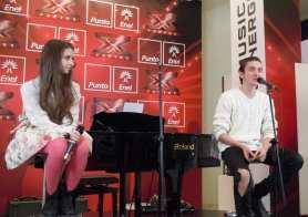 Freres Chaos al Punto Enel X Factor