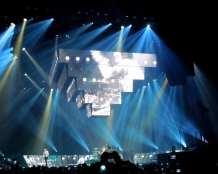 Lo show dei Muse all'Unipol Arena