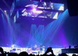 I Muse all'Unipol Arena di Bologna