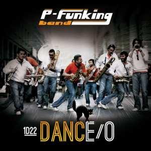 P-Funking Band - 1D22 - Artwork