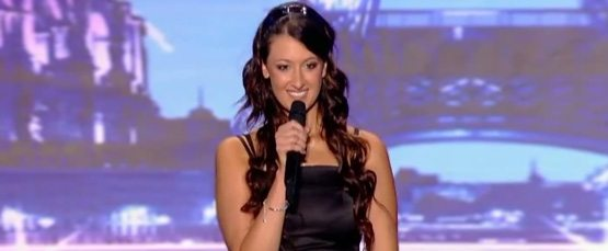 La Francia scopre il talento di Rachel, viso d'angelo e voce satanica