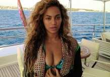 Beyoncé in posa