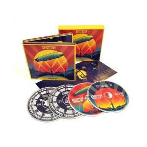 Led Zeppelin - Celebration